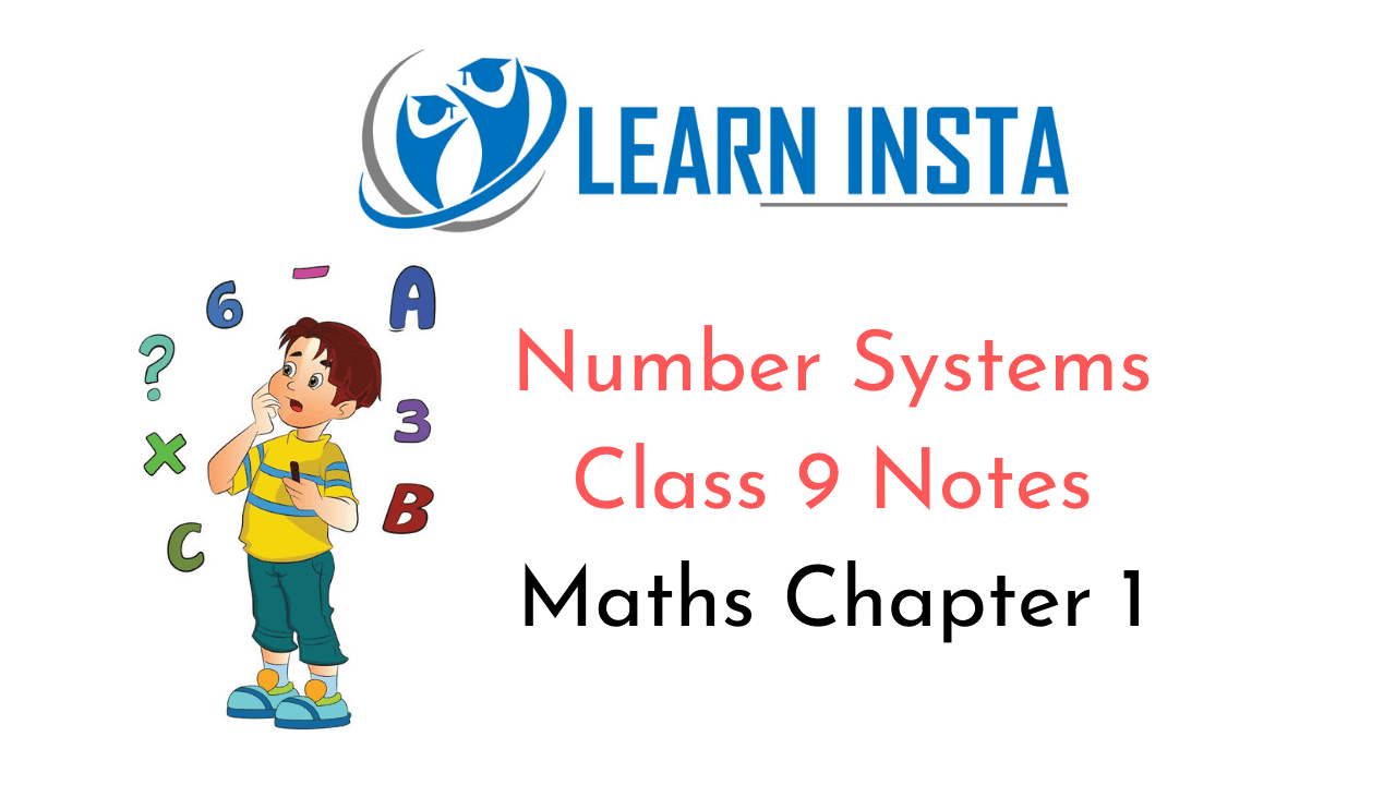 Number Systems Class 9 Notes