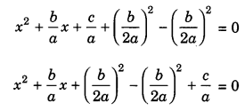 Quadratic Equations Class 10 Notes Maths Chapter 4