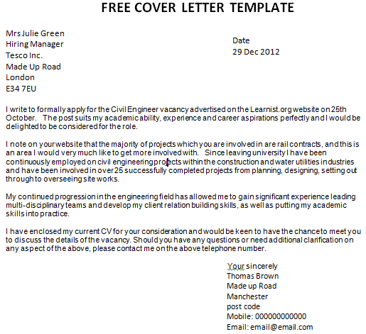 applying for bar work cover letter Take the initiative and contact employers with these resourceful cold calling cover letter examples from youth central.