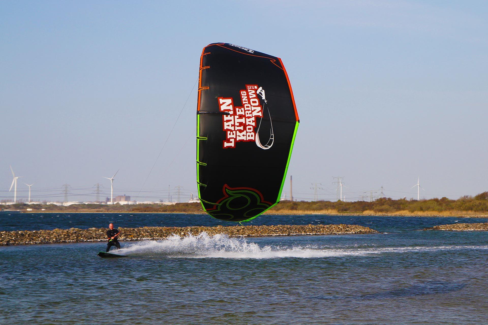 Ostwind Spot in Süd Holland - Oostvoornse Meer