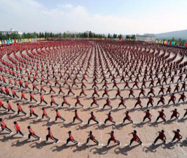 Wushu Training In China By The Middle Kingdom Traditional Kung Fu School