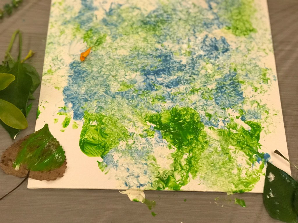 How To Paint With Plants And Be Inspired By Vincent Van Gogh
