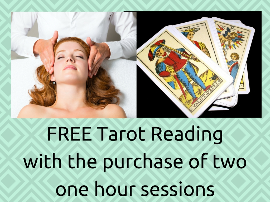 tarot reiki package special