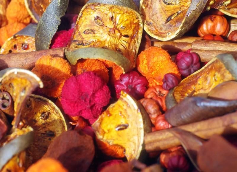Pot-pourri d'automne