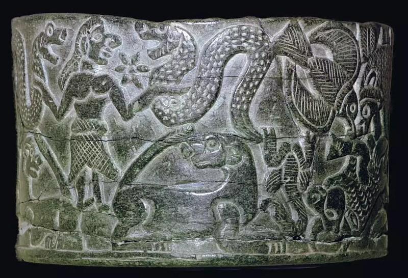 Stèle d'Inanna