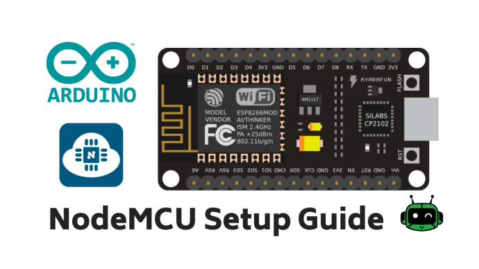 getting started with NodeMCU