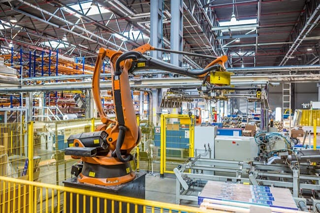 Exploring Industrial Robots