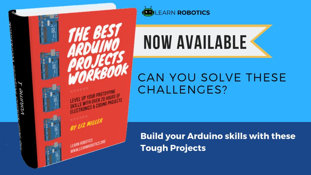 Arduino Starter Kit Projects eBook