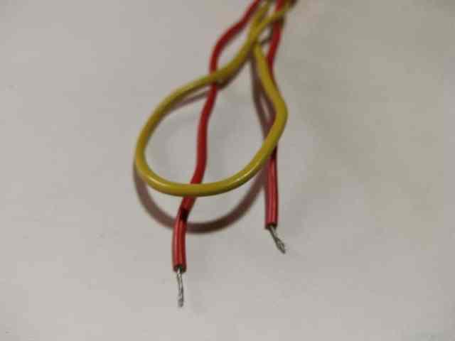 attach wires to relay ESP8266