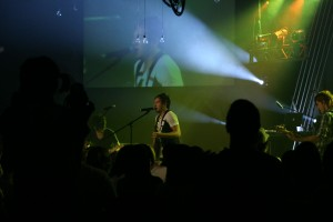 band lighting