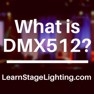 What is DMX512?