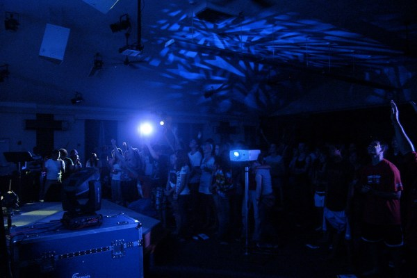 Gobo Moving Lights