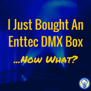 Enttec DMX Interface