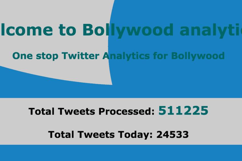 Bollywood analytics