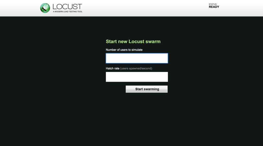 How to do load testing using locust for your applications.