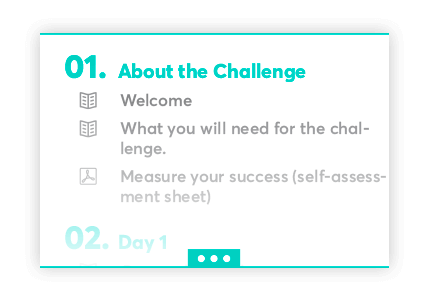 Course Outline challenge courses