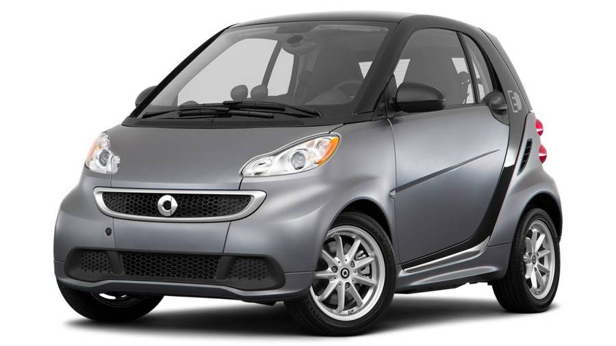 Lease a 2017 Smart fortwo electric Automatic AWD in Canada     2017 Smart fortwo electric Automatic AWD