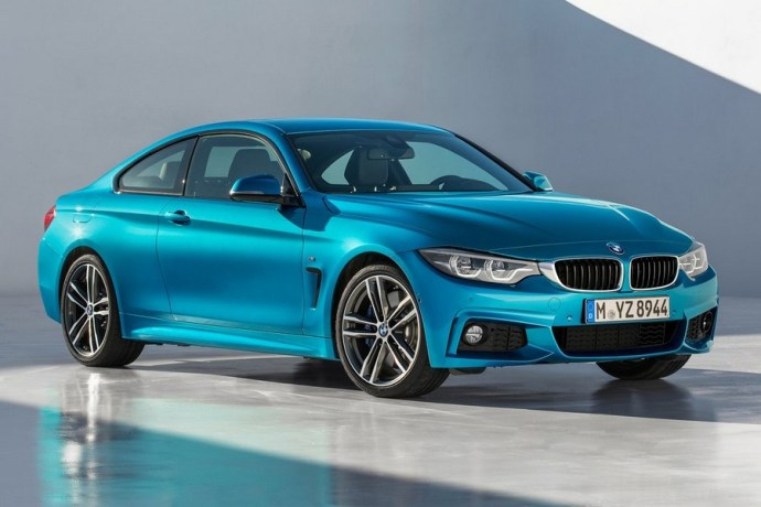 BMW 4-Series 420i M Sport Coupe Auto