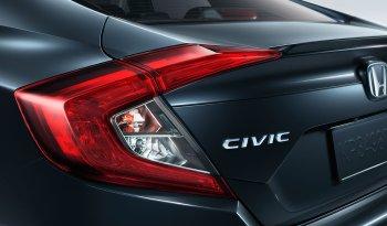 2018 Honda Civic full