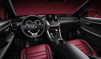 2017 Lexus NX200 Turbo full