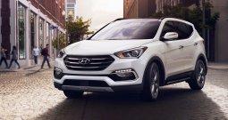 2017 Hyundai Santa Fe 7 Seater