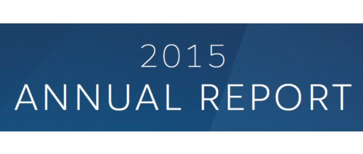 Annual Report 2015 Leaside United Church