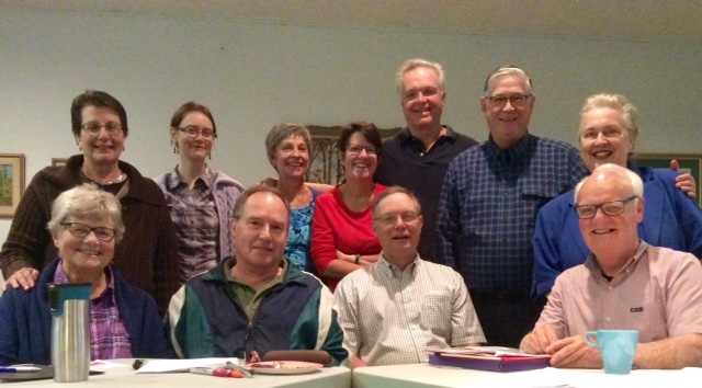 Presteign-Woodbine and Leaside United Churches Steering Committee