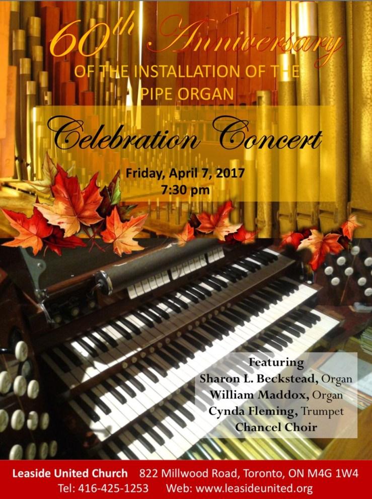 60th Anniversary Celebration Concert