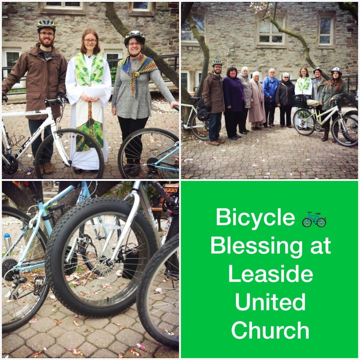 Bicycle Blessing