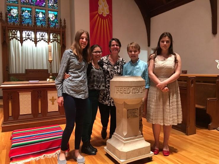 Reaffirmation of Baptismal Faith