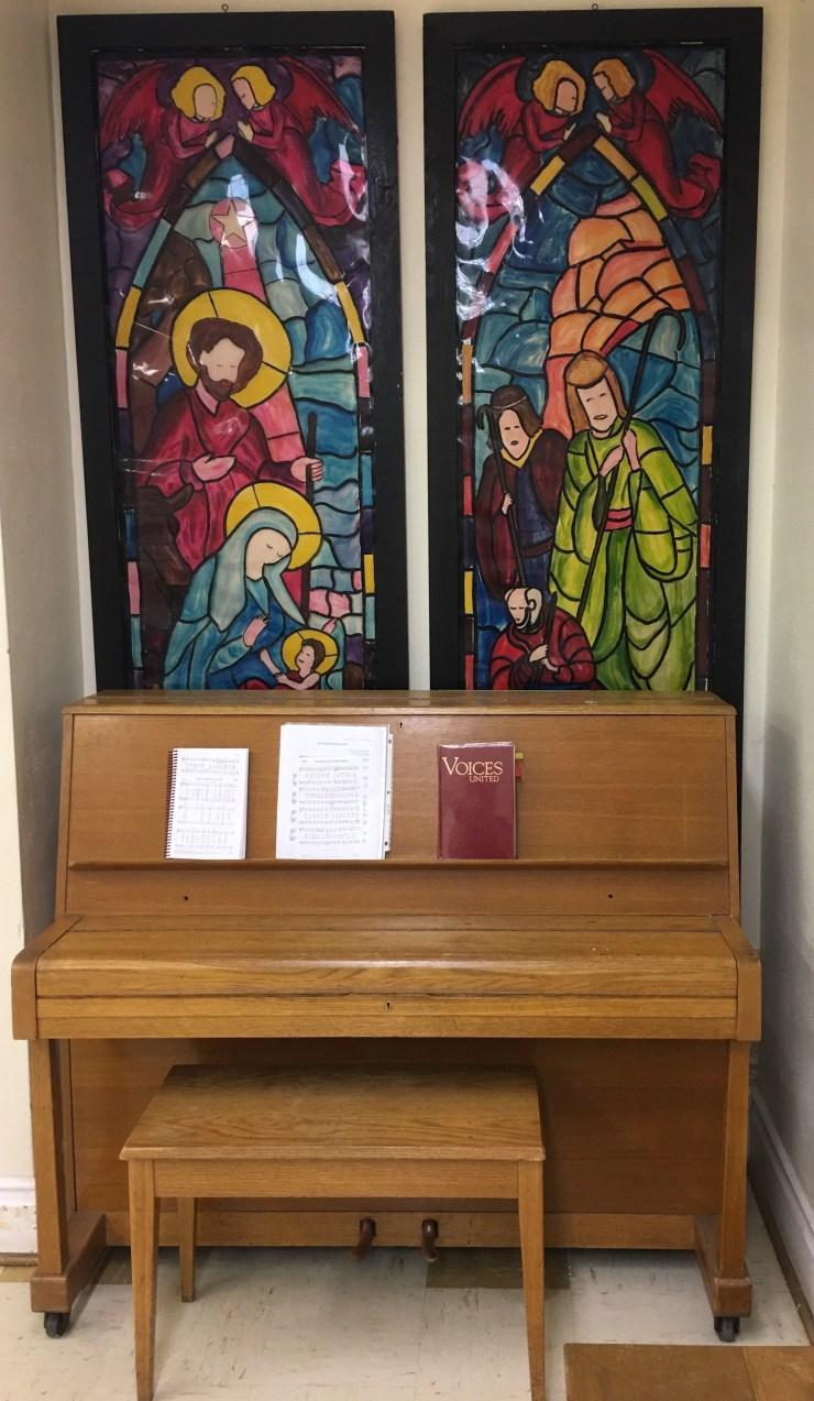 Presteign-Woodbine Nativity Panels