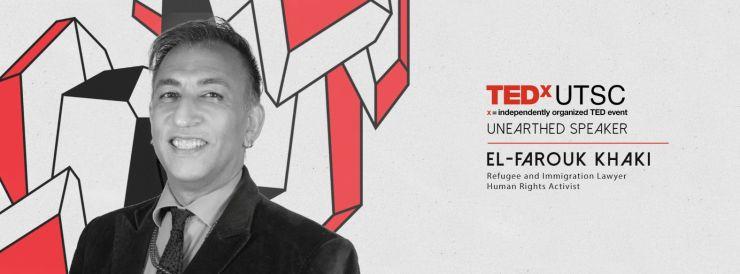 El-Farouk Khaki – Guest Speaker
