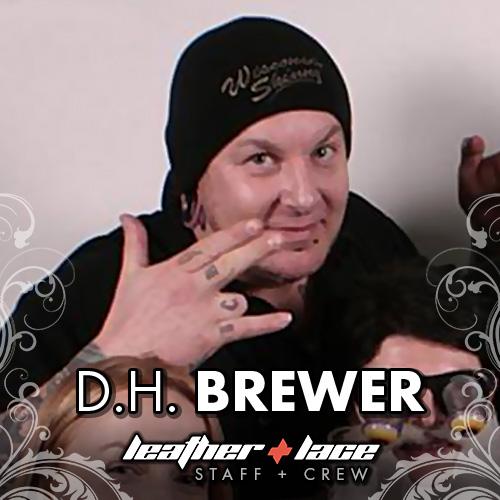 D.H. Brewer