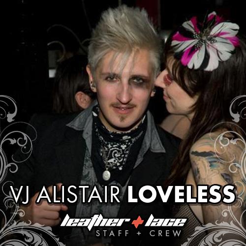 VJ Alistair Loveless