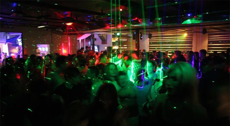 Prism Dance Floor