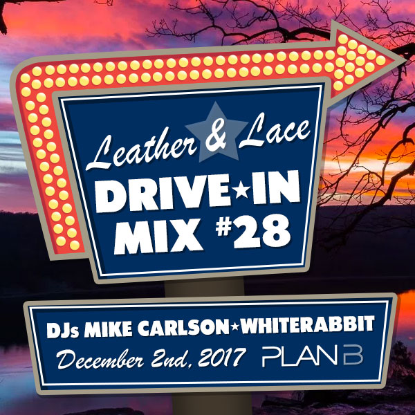 Leather + Lace Drive-In Mix #28