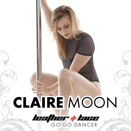Claire Moon: Go-Go Dancer