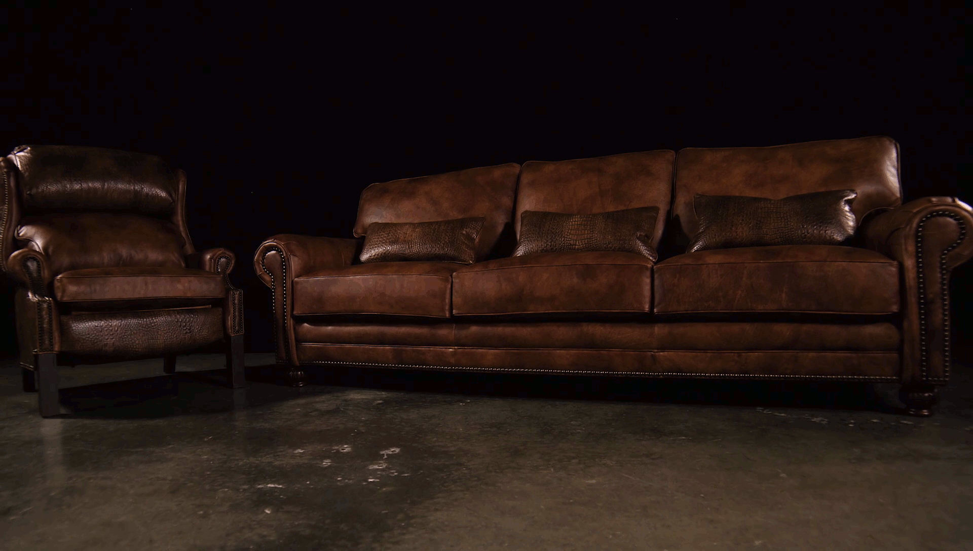 Pet Friendly Leather Furniture Leather Creations Furniture