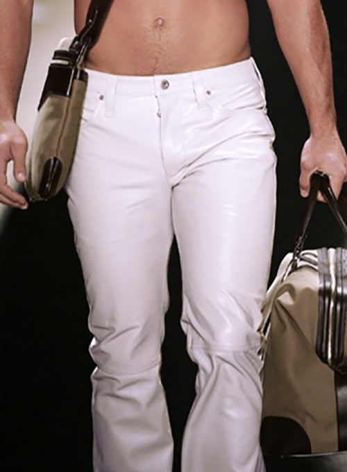 White Leather Jeans Leathercult Com Leather Jeans