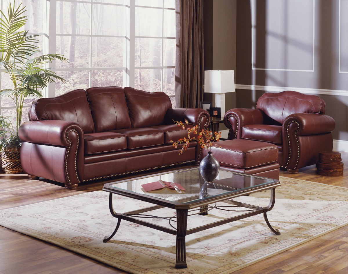 Troon Leather Sofa Leather Express Furniture