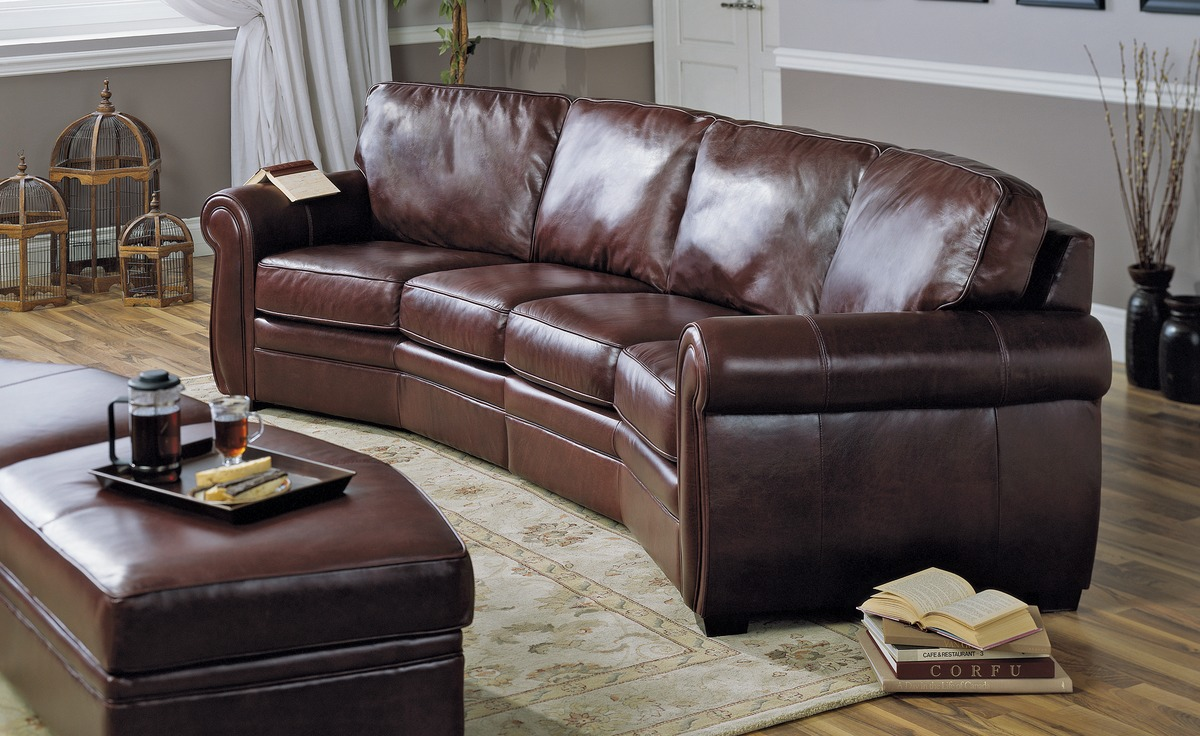 Viceroy Leather Sofa Leather Express Furniture