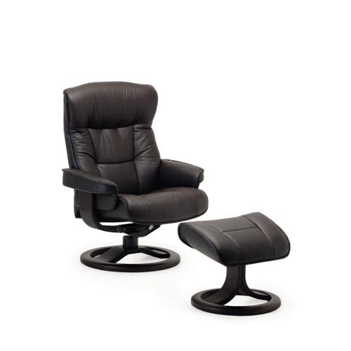 Bergen Recliner Leather Express Furniture