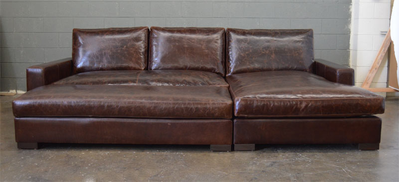 Small Scale Sofa Chaise