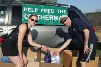 Help Feed the Leatherman Food Drive