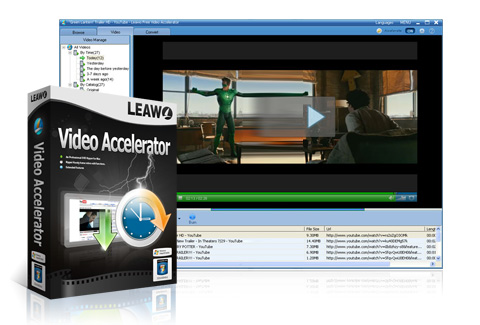 Leawo Video Accerator