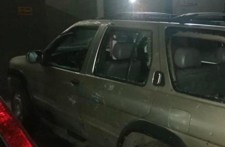 Photo of إلقاء قنبلة في طرابلس على سيارة الموقوف عبدالهادي حسون