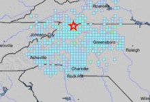Photo of Did you feel it?  5.1 magnitude Earthquake in NC felt across Upstate
