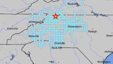 Photo of Did you feel it?  5.1 magnitude Earthquake in NC felt across Upstate