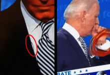 Photo of Was Biden Wearing a 'Secret Earpiece' to Answer Questions During the Presidential Debate?