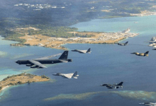 Photo of BREAKING: China's air force has released a video showing nuclear-capable H-6 bombers